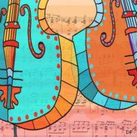 Cellos Play