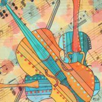 The Three Violins 2